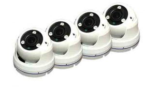 varifocal 1080p dome security camera